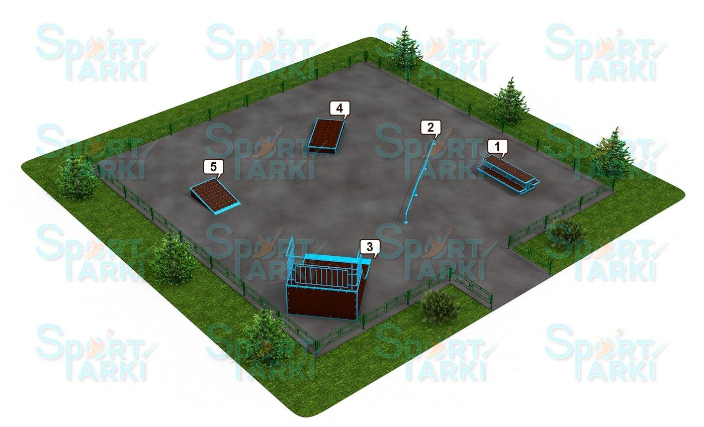 Площадка СПК-001 3