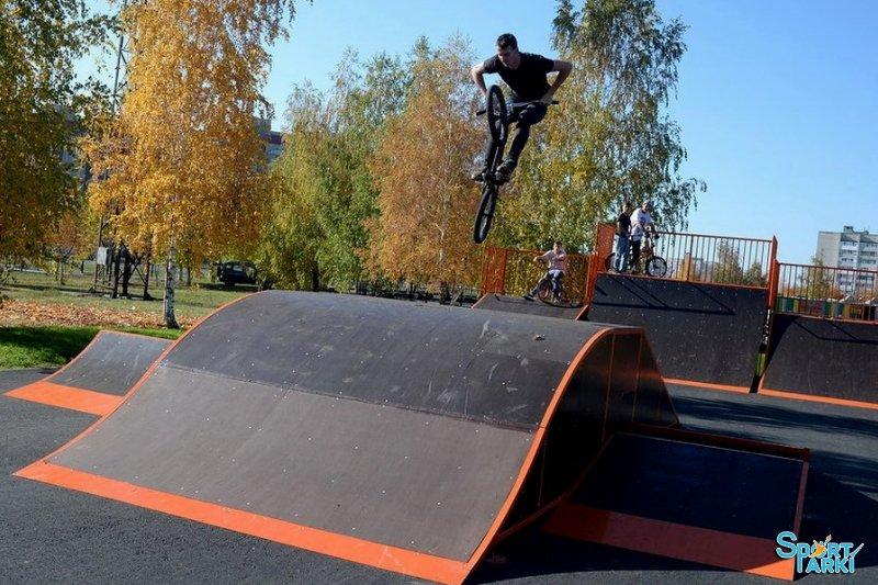 Купить скейт-парк в Москве 5
