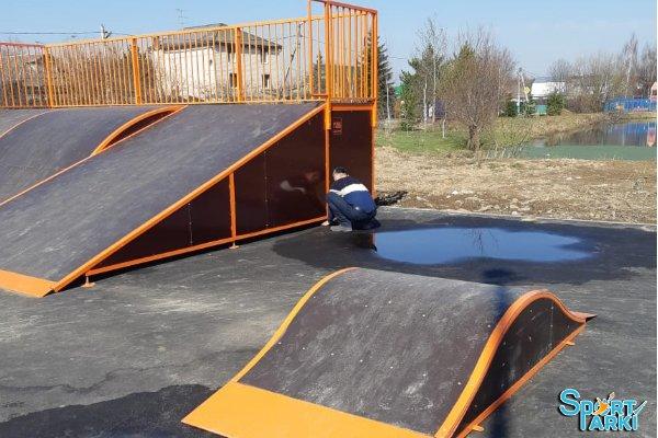 Площадка СПК-008 11
