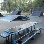 Описание элементов скейт-парка для новичков 4