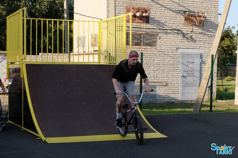купить скейт-парк в Краснодаре