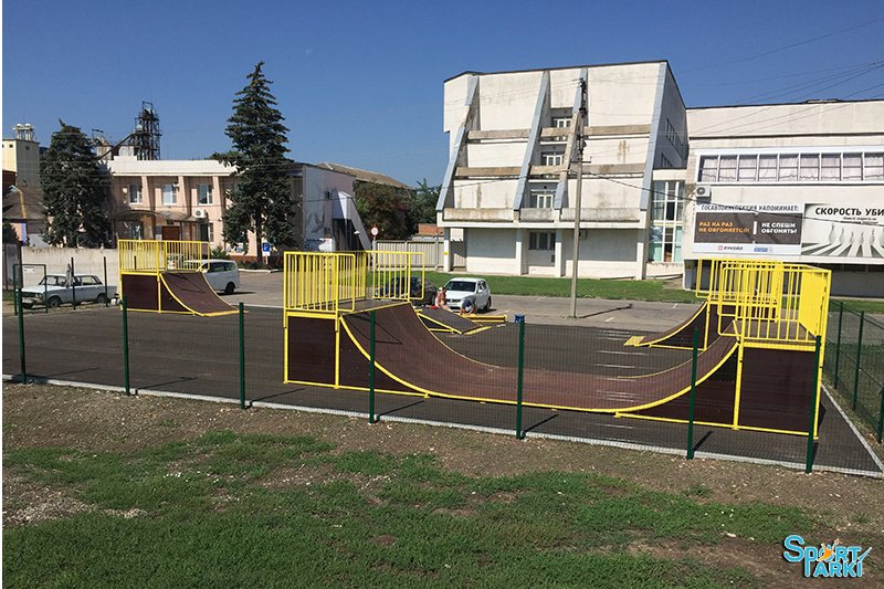 Площадка СПК-002 11