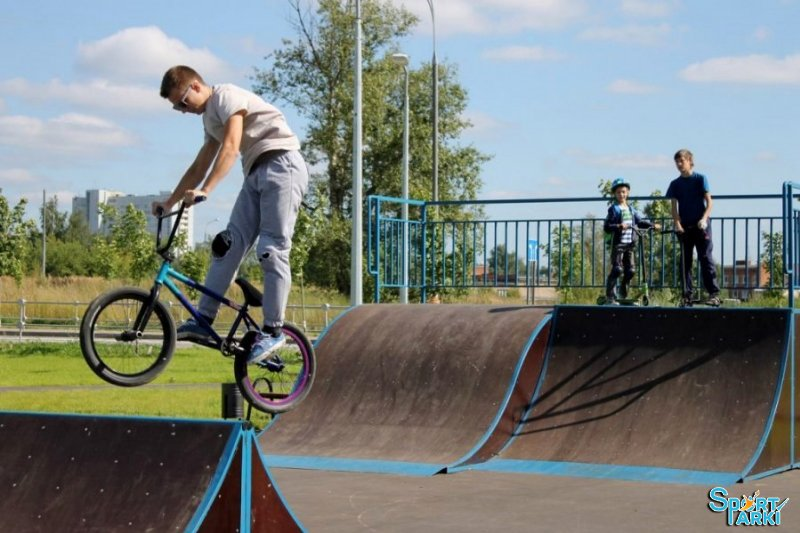 купить скейт-парк в Зеленограде