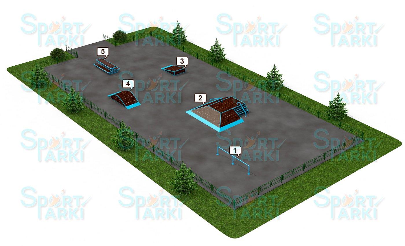Площадка СПК-003 2