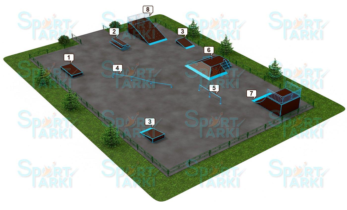 Площадка СПК-005 2