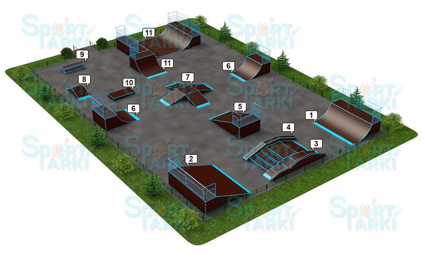 Площадка СПК-008 2