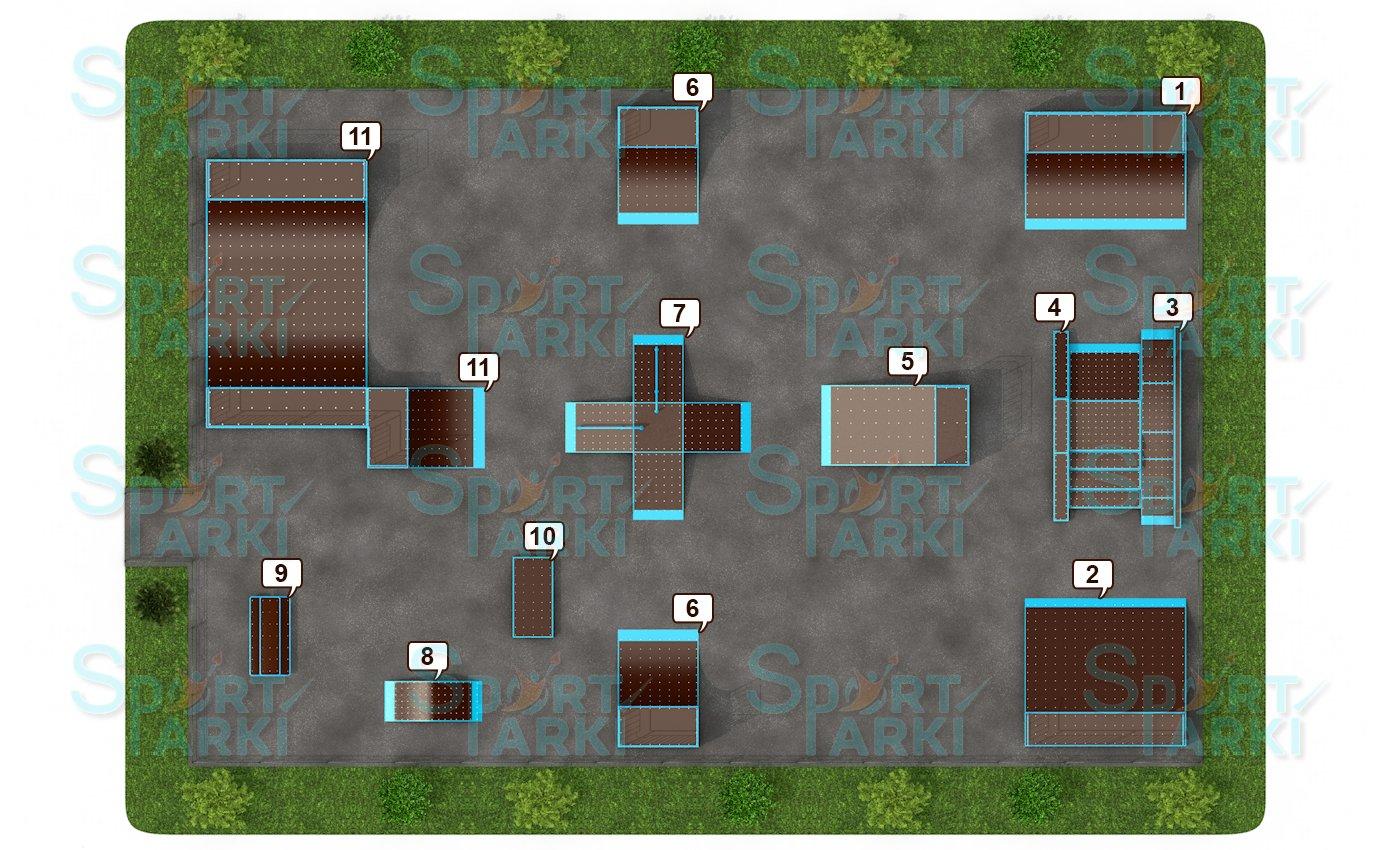 Площадка СПК-008 3