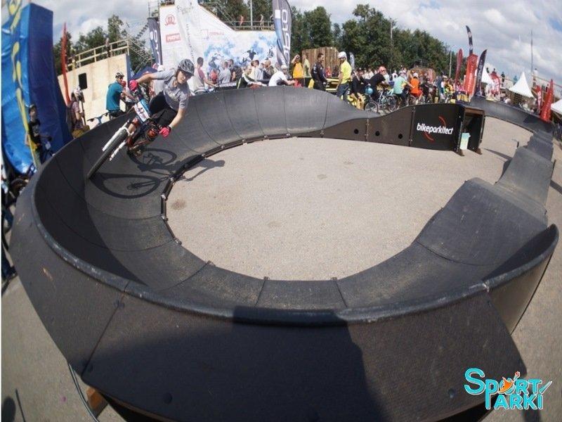 Оборудование для скейтпарков и роллердромов 12