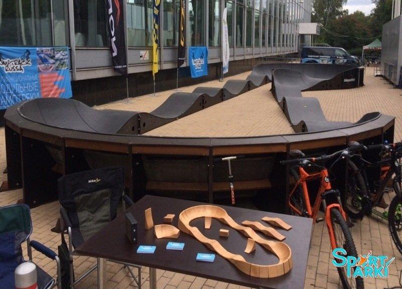 Оборудование для скейтпарков и роллердромов 13