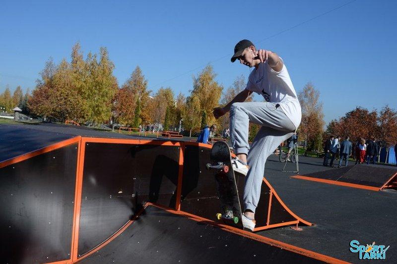 Оборудование для скейтпарков и роллердромов 9