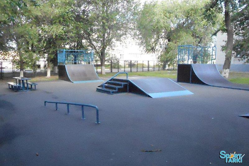 Оборудование для скейтпарков и роллердромов 10