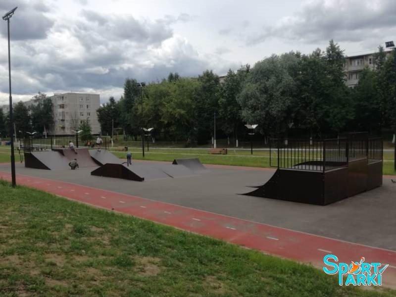 Площадки скейт-парков и роллердромов 6