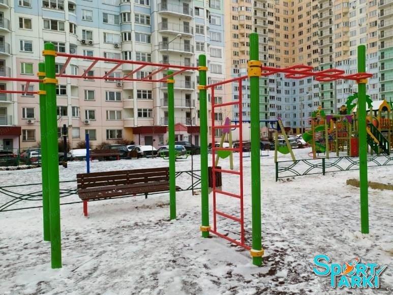 Комплексы Воркаут 7