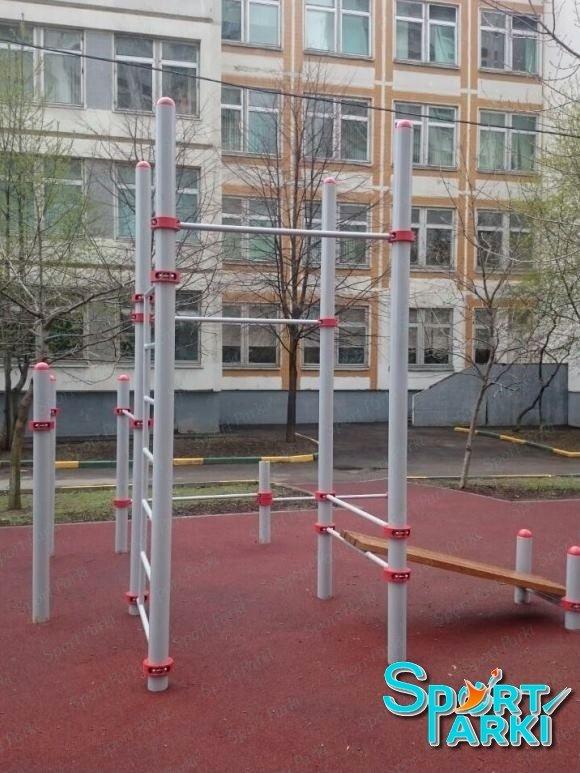 Площадки Воркаут 6