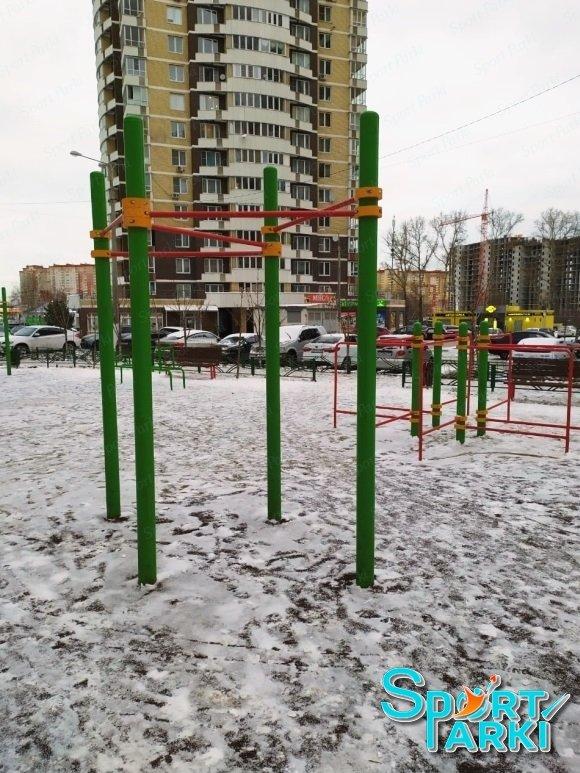 Площадки Воркаут 5