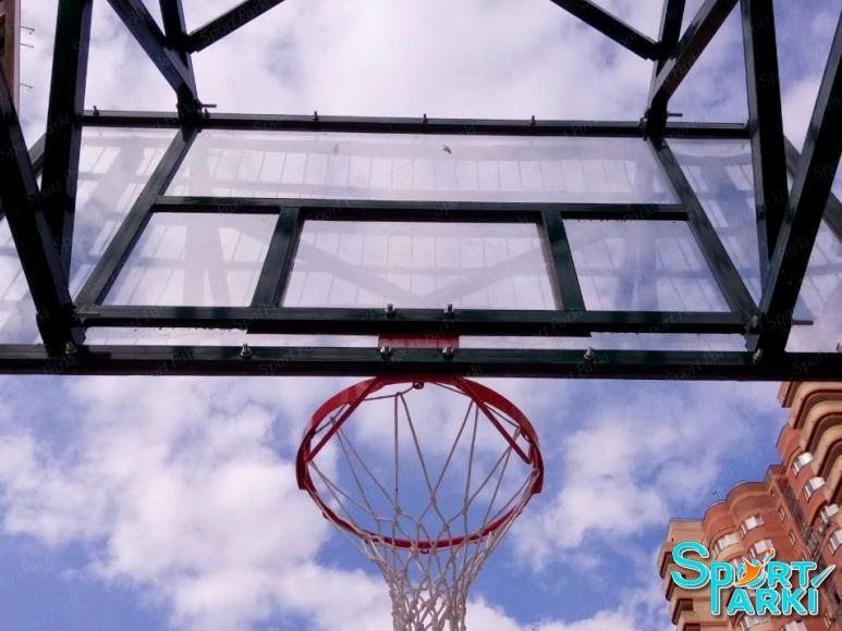 Ограждение универсальных спортивных площадок 19
