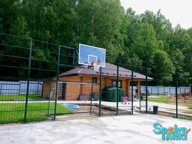 Ограждение универсальных спортивных площадок 5