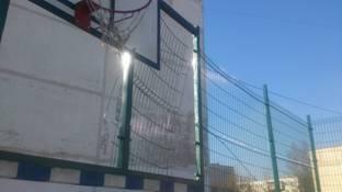 """Спортивные площадки серии """"Люкс"""". Самые прочные и надежные ограждения спортивных площадок от «Sport-parki» 2"""