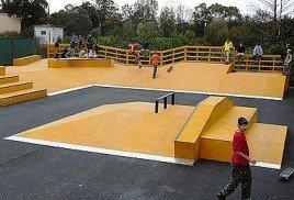Строительство скейт-парков. Безопасность и качество спортивных площадок