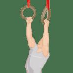 Лучшие упражнения с гимнастическими кольцами 6