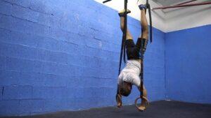 Лучшие упражнения с гимнастическими кольцами 3