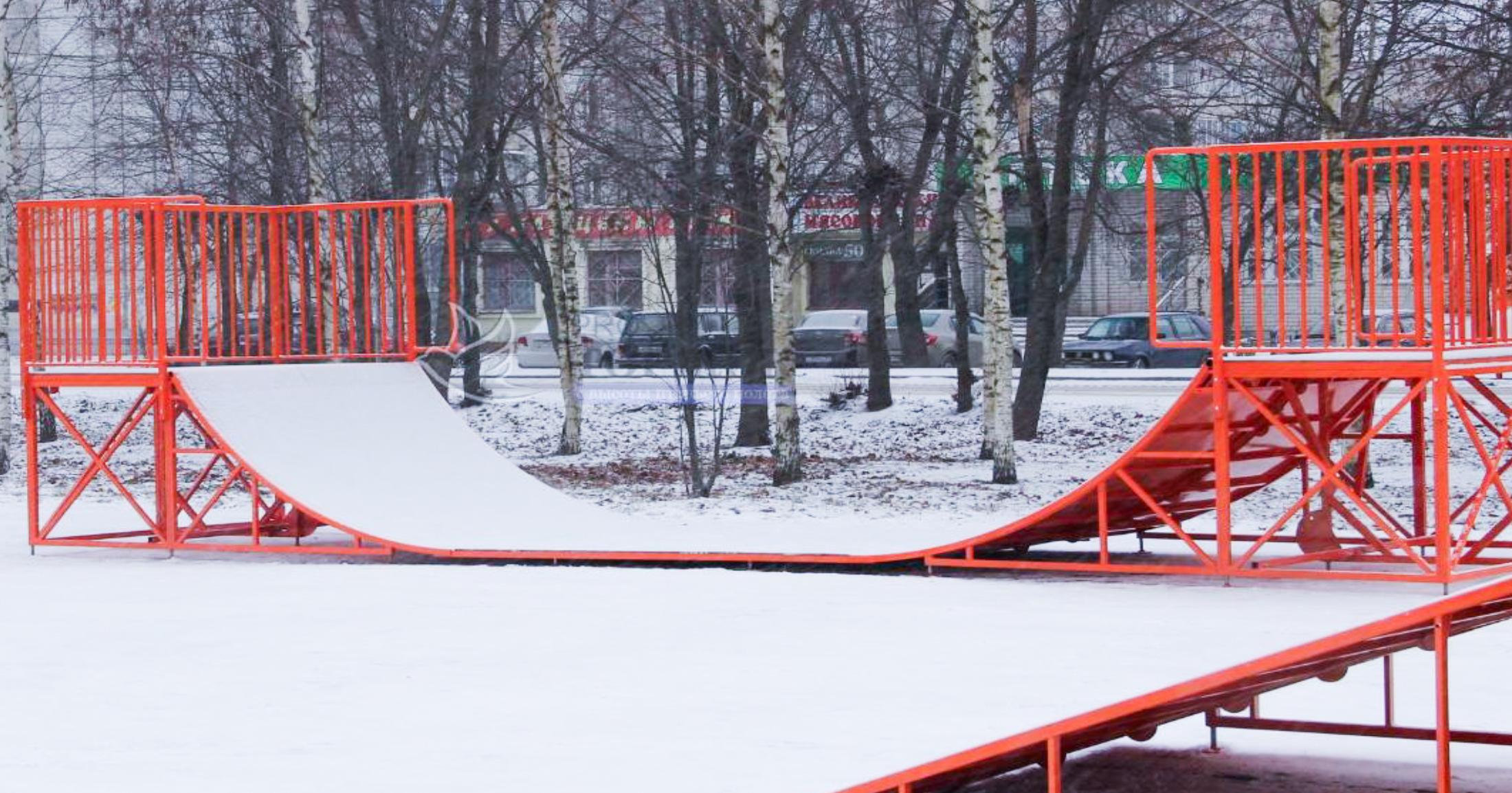 купить скейт-парк в Тверской области
