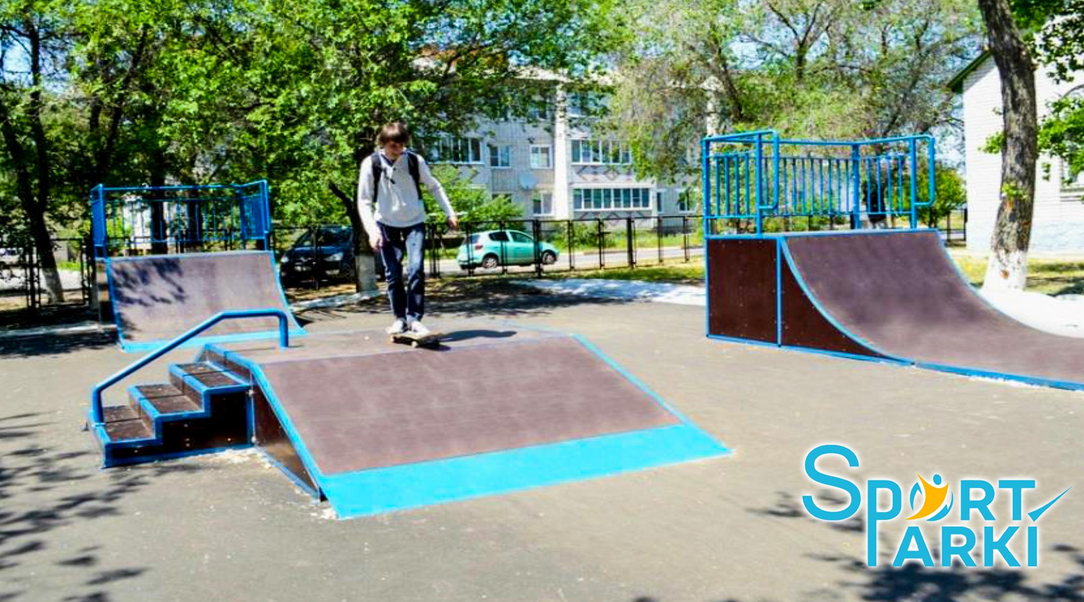 купить скейт-парк в Воронежской области